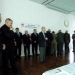 gratulacje wyróżnionym złożył Doradca Ministra Obrony Narodowej dr Janusz Onyszkiewicz