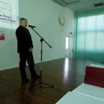 uroczystość otwiera koordynator PLP prof. Paweł Soroka