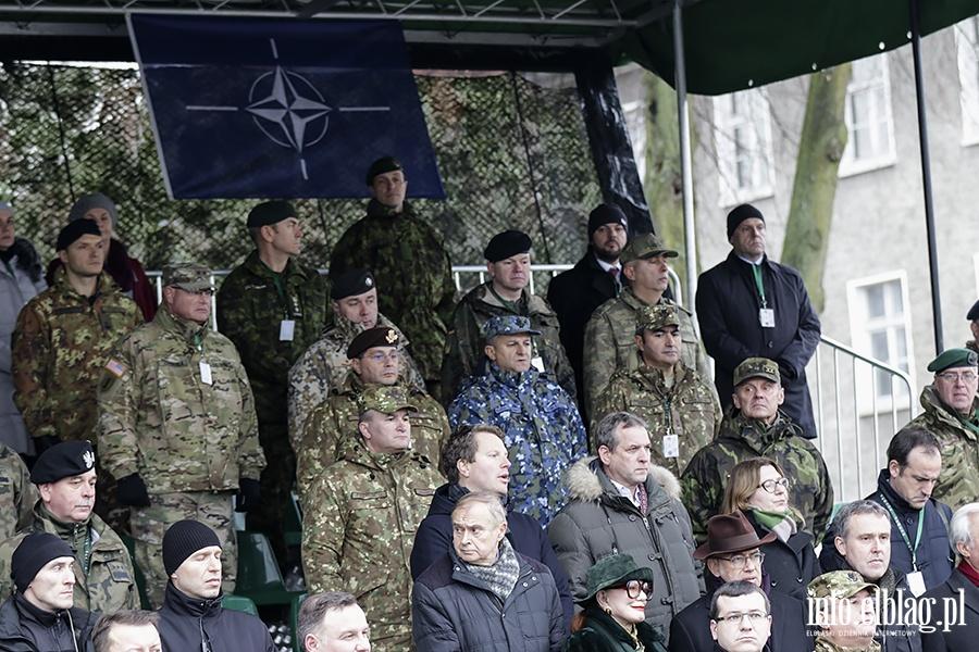 Na trybunie podczas  zakończenia ćwiczeń ANAKONDA-18 i certyfikacji Dowództwa Wielonarodowej Dywizji Północny-Wschód w Elblagu6 grudnia 2018(2)).docx-1